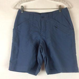 Royal Robbins Blue Nylon Shorts